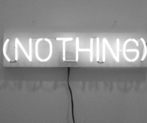 nothing, light, and grunge image