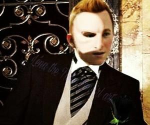 tintin the phantom and my cute phantom boy image