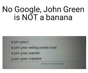 funny, john green, and lol image
