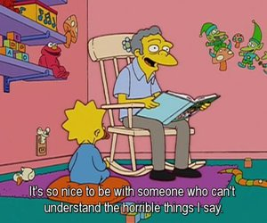 quotes and the simpsons image