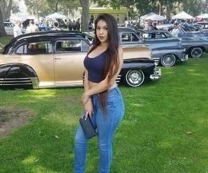 lowrider, chicana, and la klumzydoll image