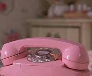 pink, 90s, and vintage image