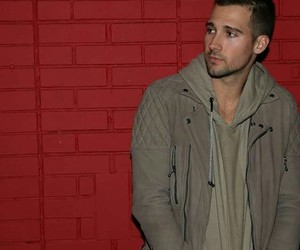 red, wall, and james maslow image