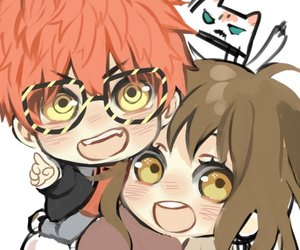 Mc, seven, and 707 image