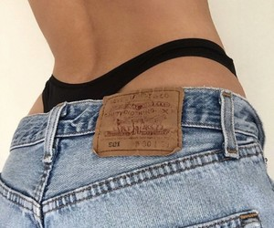 jeans, body, and inspiration image