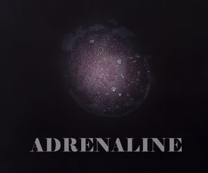 adrenaline, microscope, and effect image