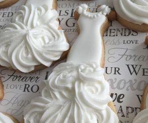 Cookies, sweet, and wedding image