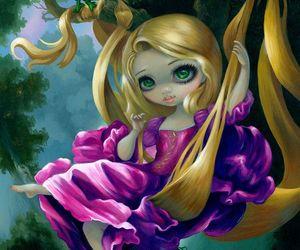 belleza, dibujo, and princesa image