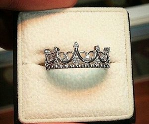 ring, accessories, and crown image