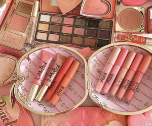blush, collection, and eyeshadow image