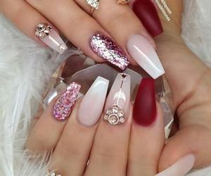 fashion and nails art image