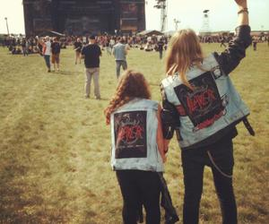 slayer, metal, and concert image