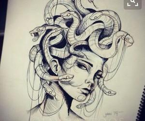 art and medusa image