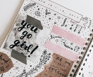 art, book, and studyblr image