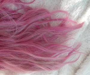 pink and waves image