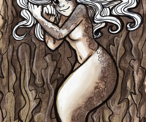art and selkie image