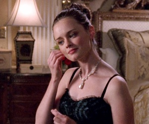 alexis bledel, gilmore girls, and jewelry image