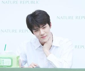 exo, boy group, and sehun image