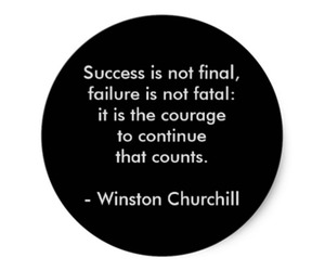 success, famous quotes, and educational image
