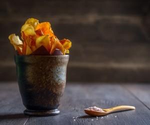 chipsy, przepis, and przekąska image