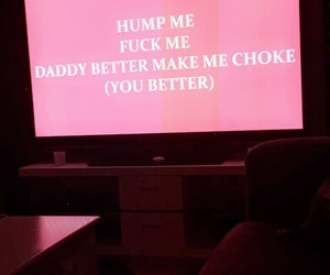 music, pink, and tv image
