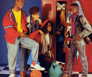 2pac, 90s, and fashion image