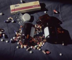 skins, pills, and drugs image
