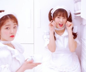 coloring book, arin, and seunghee image