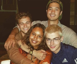 13 reasons why, cast, and ross butler image