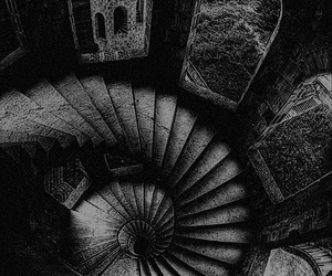 stairs, castle, and house image