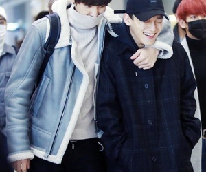 Chen, chanyeol, and park chanyeol image