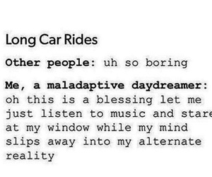 car, introvert, and music image