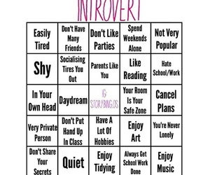 alone, bingo, and books image