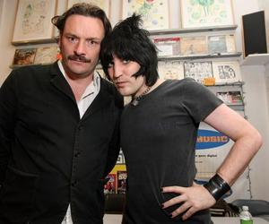 fashion, noel fielding, and british comedy image