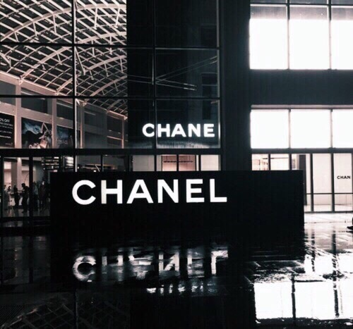 chanel, aesthetic, and black image