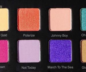 eyeshadow, makeup, and theme image