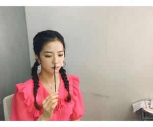 blackpink, kim jisoo, and kpop image
