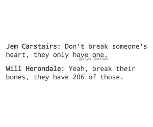 funny, tid, and jem carstairs image