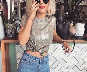 style, summer, and fashion image