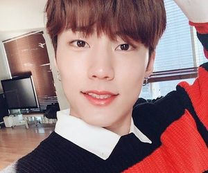 asian boy, korean, and imfact image