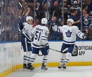 grunge, maple leafs, and hockey image