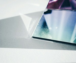 abstract, holographic, and holo image