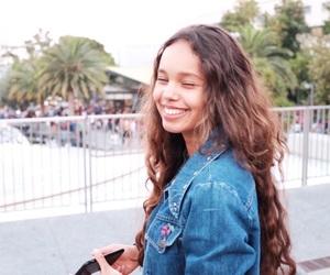 girl, 13 reasons why, and alisha image