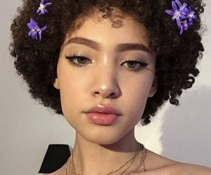 aesthetic, pretty, and woman image