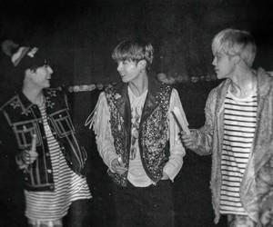 jimin, bts, and jungkook image