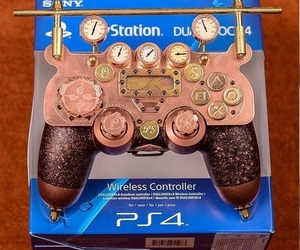 ps4 and steampunk image