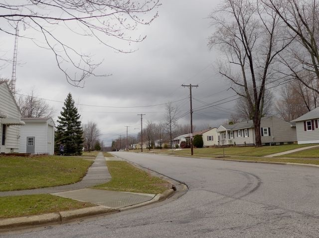 small and town image