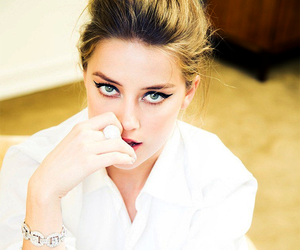 amber heard and beauty image