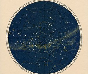 cosmos, etsy, and stars image