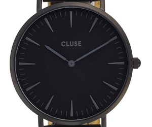 accessories, black, and watch image